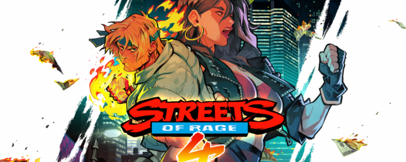 Interview with Cyrille Lagarigue of Streets Of Rage 4